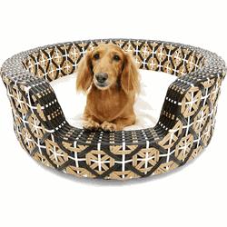 Laboni Design hondenmand Delano 78 x 78 x 24 cm