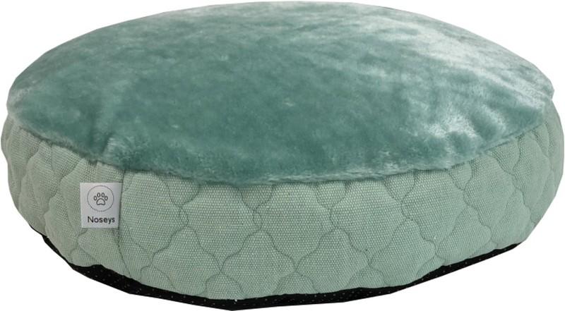 Interieur Ice Blauw : Noseys cats kattenpoef ice turqoise 45cm premium noseys