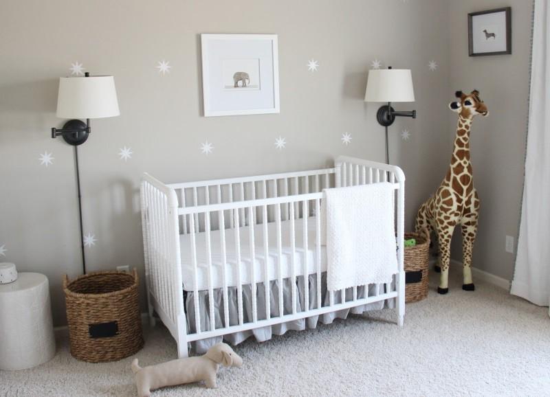 Kleuren Voor Babykamer : Tips om een neutrale babykamer in te richten alles om van je