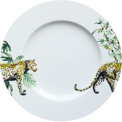 Ontbijtborden 21 cm Jungle Stories Panther