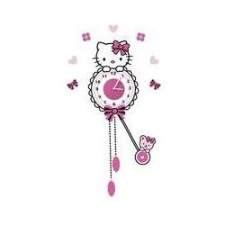 Graham & Brown Hello Kitty Sticker Clock