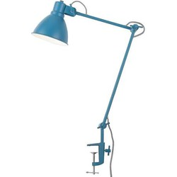 Its About RoMi tafellamp ijzer blauw op 3 punten verstelbaar