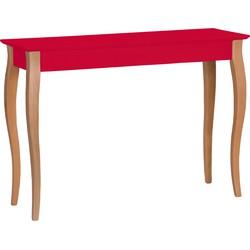 Wandtafel LILLO 105 cm groot rood