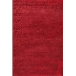 HI Carpets vloerkleed Kolam Red - 120 x 120 cm