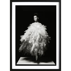 Dress Well Poster (50x70cm)