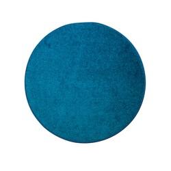 Karpet Banton - Blauw - 80 cm Rond