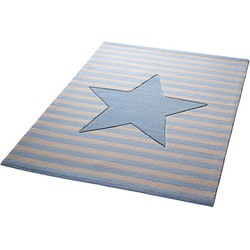 Kinder-Teppich, Bellybutton, »My little Star«, Höhe 10 mm, reine Schurwolle, handgetuftet
