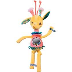 Knuffel Rammelaar Giraf Zia Dansend - Lilliputiens
