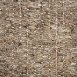 Wollen Tapijt Licht Bruin Savannah 004 - Perletta - 170 x 230 cm