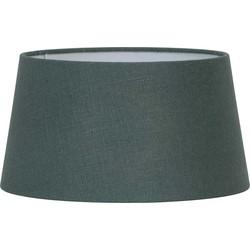 Lampenkap n-drum LIVIGNO - 35-29-18cm - evergreen