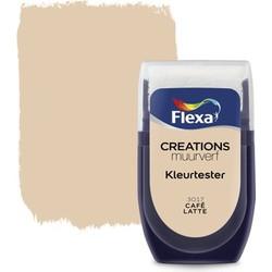 Muurverf Tester Cafe Latte30 ml