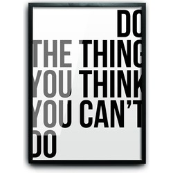 Do The Thing Print