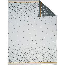 Done By Deer Deken Happy Dots 80 x 100 cm - Grijs