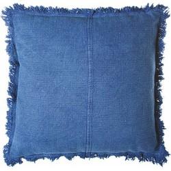 Riverdale Vintage Kussen 50 x 50 cm - Donkerblauw