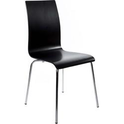Kokoon Classic design stoel - zwart
