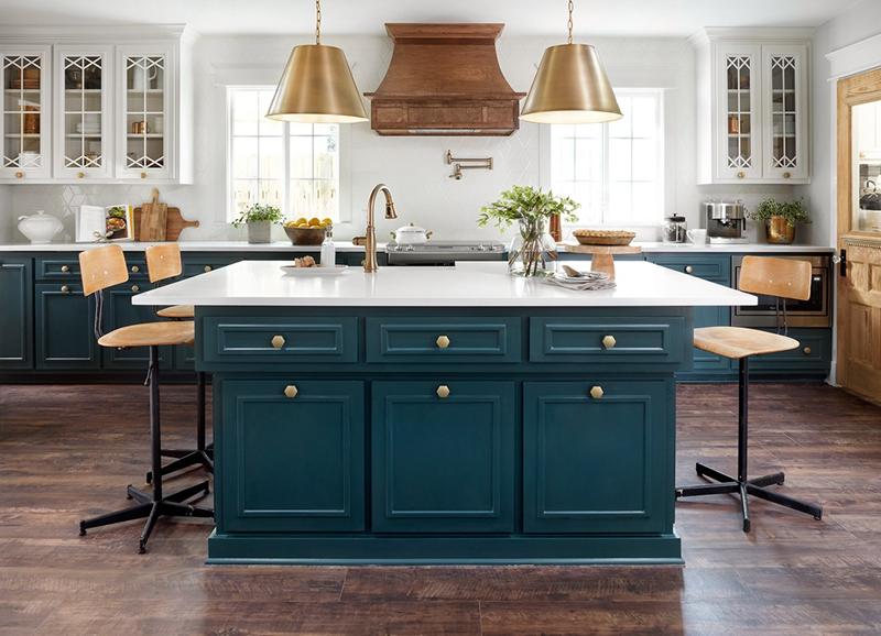 Landelijk Keuken Taupe : 13x de mooiste landelijke keukens alles om van je huis je thuis te
