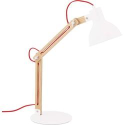 Kokoon Bot tafellamp - wit
