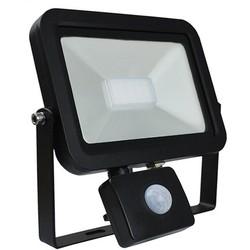 Groenovatie LED Breedstraler 100W Waterdicht IP65 Neutraal Wit, Sensor
