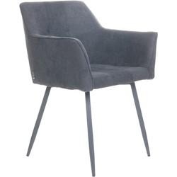 O-form - stoel Starck - zwart