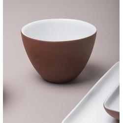 Bowl share your food medium - White
