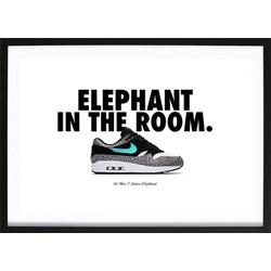 Elephant In The Room (21x29,7cm)