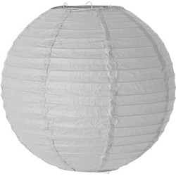 Bloomingville Lampion grijs 30 cm