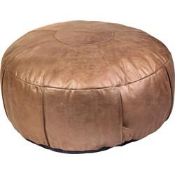 Leather Vintage - 60.0 x 60.0 x 20.0 cm
