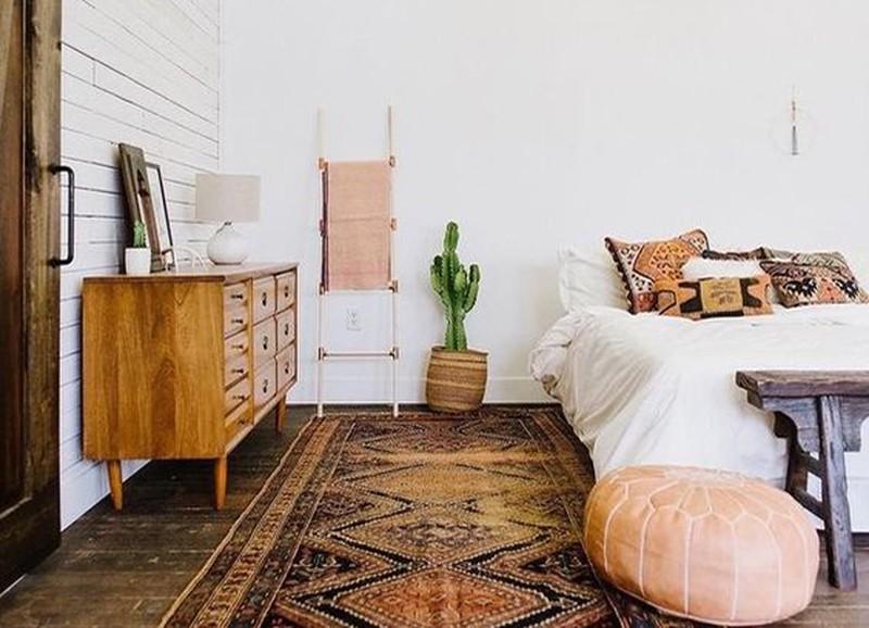 Onmisbare accessoires in een bohemian slaapkamer alles om van je