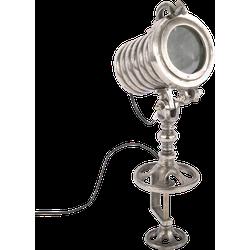 Tafellamp Industriale 77340 ruw nickel