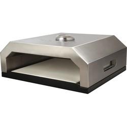 La Hacienda Firebox BBQ Pizza oven (RVS)
