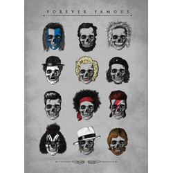 Forever Famous from Conceptual Art by gammaray