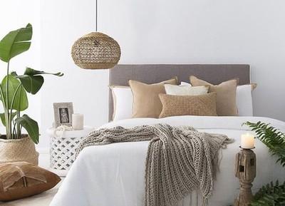 Creëer van je slaapkamer een luxe hotelsuite