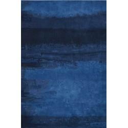 Calvin Klein Luster Wash Indigo  - 122 x 183 cm
