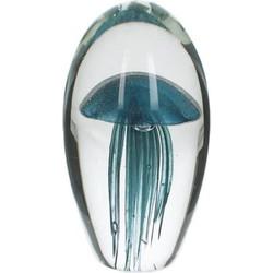 Kersten Jelly fish ornament groen