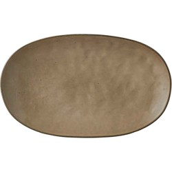 Mica Decorations tabo bord creme maat in cm: 35,5 x 21,5 x 4,5