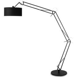 It's About RoMi Vloerlamp Milano 300cm Zwart