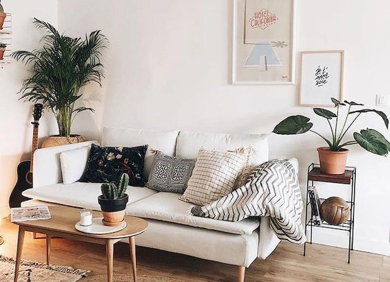 Zo maak je je woonkamer in een handomdraai een stuk gezelliger