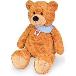 Knuffel Teddybeer Goudbruin 55 cm - Hermann Teddy