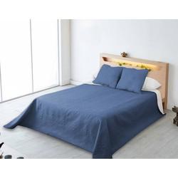 Nightsrest Bedsprei Chanella Blauw-Grijs Maat: 230x270cm