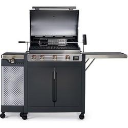 Barbecook Quisson 4000 Buitenkeuken - Zwart