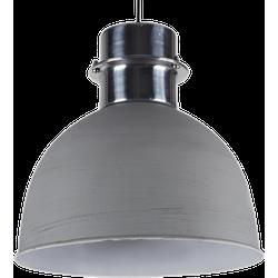 Hanglamp Prato 30 cm Mat Licht Grijs