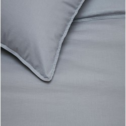 Beddinghouse Dekbedovertrek Basic Grey-240x200/220