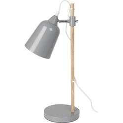 Leitmotiv Wood-like Tischlampe