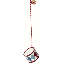 Maileg Metal, Red Drum, Ornament