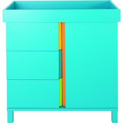 Vox - Commode Baby Hometown - Turquoise