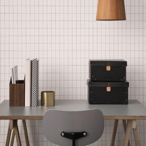 Trend: witte tegels met zwarte voegen - Alles om van je huis je ...