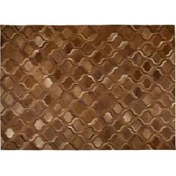 Dutchbone vloerkleed Bawang Light Brown 170 x 240