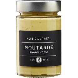 Lie Gourmet Mosterd rozemarijn honing