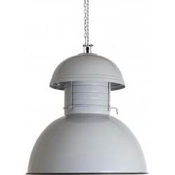 Hanglamp Industriële Warehouse - L - Grijs - HK Living (SALE)