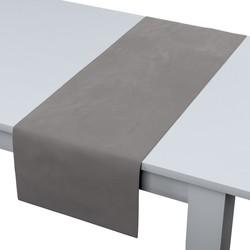 Rechthoekige tafelloper licht grijs